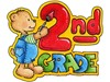 Second Grade Web pages image