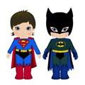 Calling all Super Hero Parents and Super Kid Sidekicks!