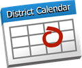 Calendar for 2017/2018 School Year Approved by BOE 1/18/17 image