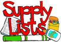 2017-2018 Forest Supply Lists image