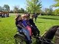 1st Graders go to Spring Mist Farm image