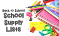 School Supply Lists for all Schools image