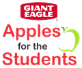 Giant Eagle Apple for the Students logo