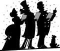 Picture of carolers