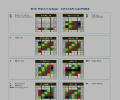 Birch Color Calendar