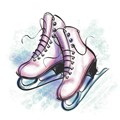 picture of iceskates