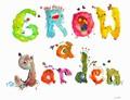 Word pic GRow a Garden