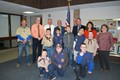 Cub scouts at BOE meeting