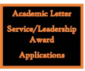 Academic Award and Service Applications