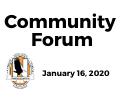 community forum image