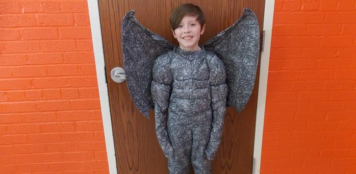 Bat Gargoyle