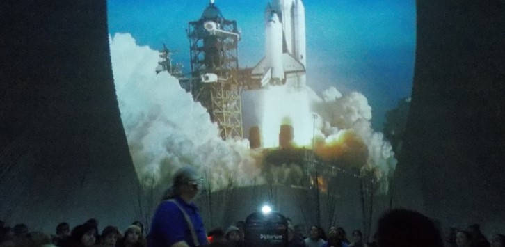 STEAM assembly space flight