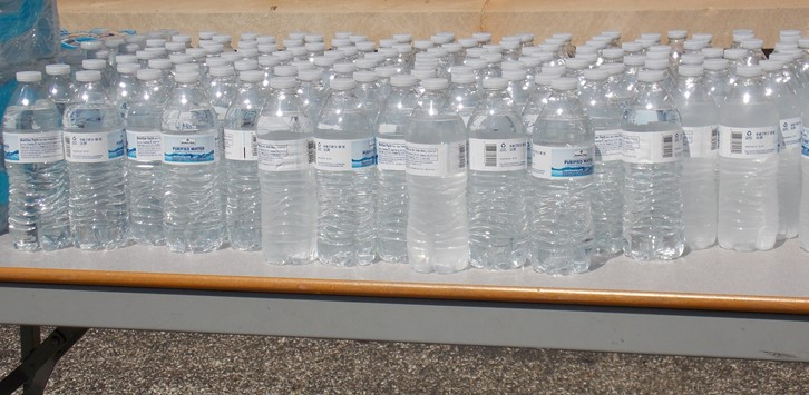 Walk-a-thon Water for the walkers