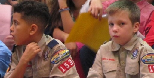 Picture of scouts