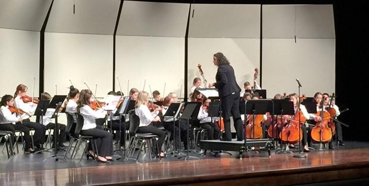 Sixth Grade Orchestra