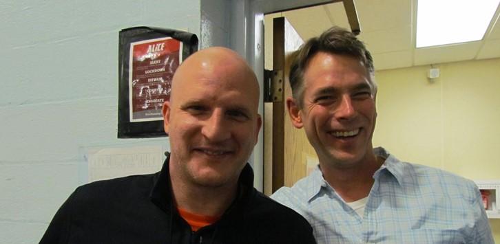 Mr. Noggle and Mr. Malbasa