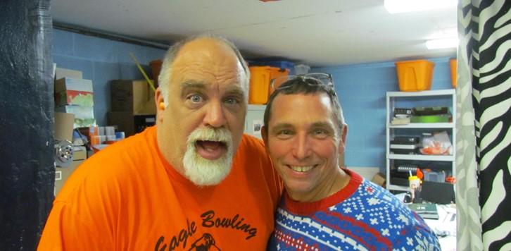Mr. Hart and Mr. Kauffman