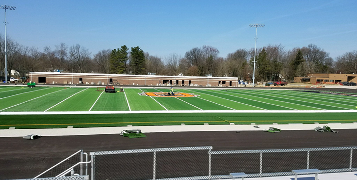 New Turf Campus