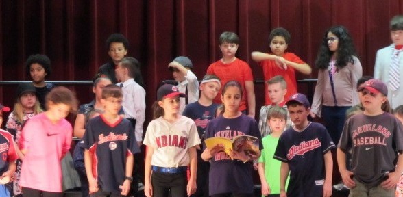 Students in Musical