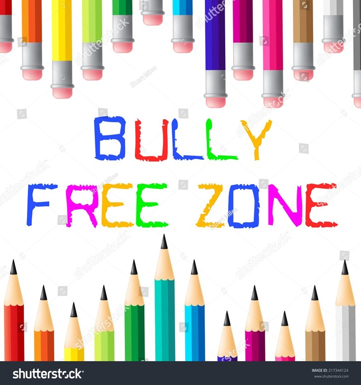 picture of bully free zone