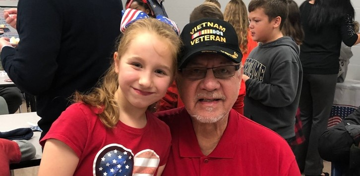 Student and Veteran