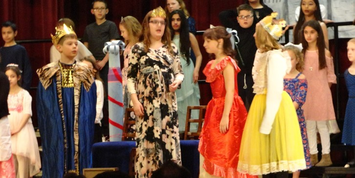 4th Grade Musical