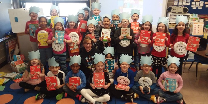 Mrs. Howe's Read Across America